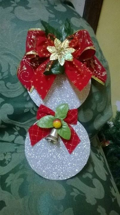 11 adornos navideños reciclando discos de cds que no sirven Cajas - objetos navideos