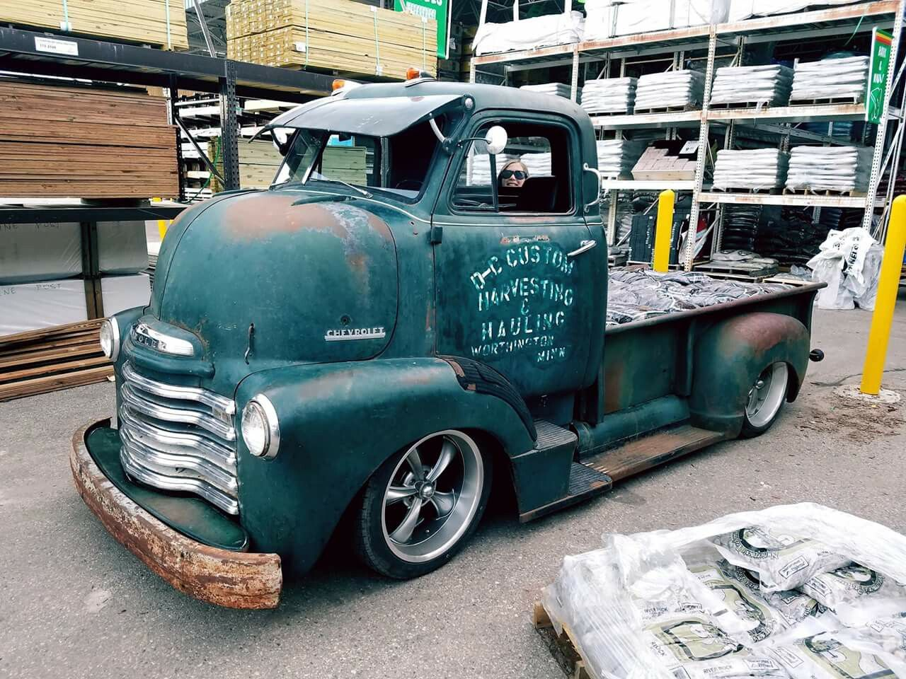 Pin by Joey B. on Kool Old Trucks | Pinterest | Cars, Rats and ...