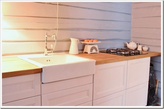 IKEA Laxarby | IKEA BODBYN | Pinterest | Kitchens