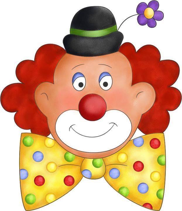 """.. Carnaval .. """" le clown et sa cravate """""""