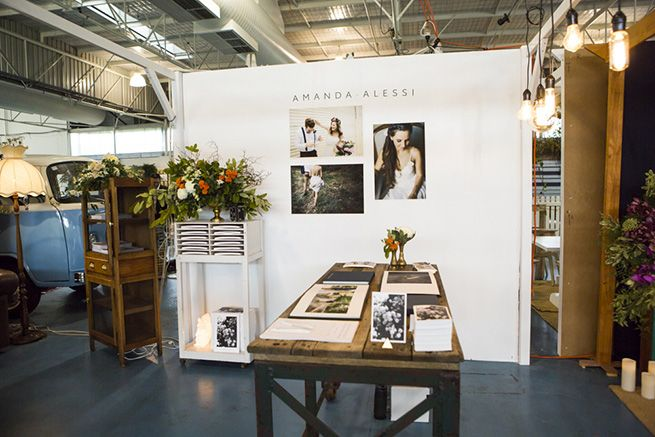 Photography Expo Stands : Exhibitor stand display visual inspiration. #midlandsbridalfair