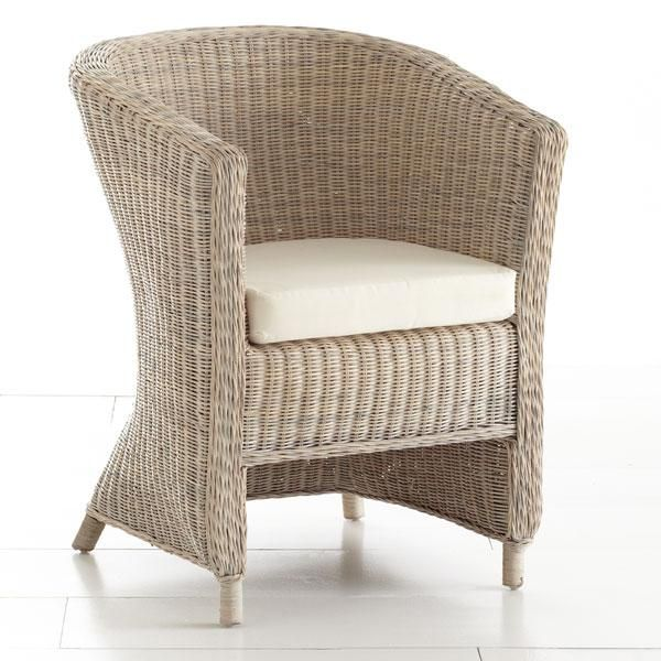 Wicker Arm Chair Whitewash Chairs Wisteria Wicker Furniture Vintage Wicker Furniture Whitewashed Chairs