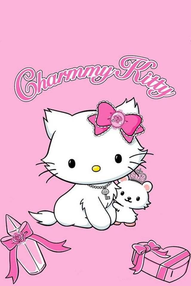 Charmy Kitty Is Hello Kittys Pet Charmy Kitty Also Has A Pet Hello