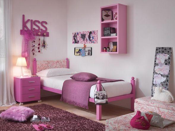 Rec mara rosa morado adolescente ni as pinterest - Decoracion en cebra ...