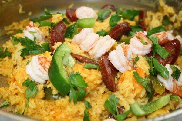 Make #Mom A Meal! SHRIMP PAELLA, #FilipinoStyle #EasyAsianDish