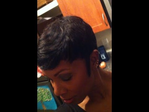27 Piece Short Hairstyle Tutorial Beauty Pinterest