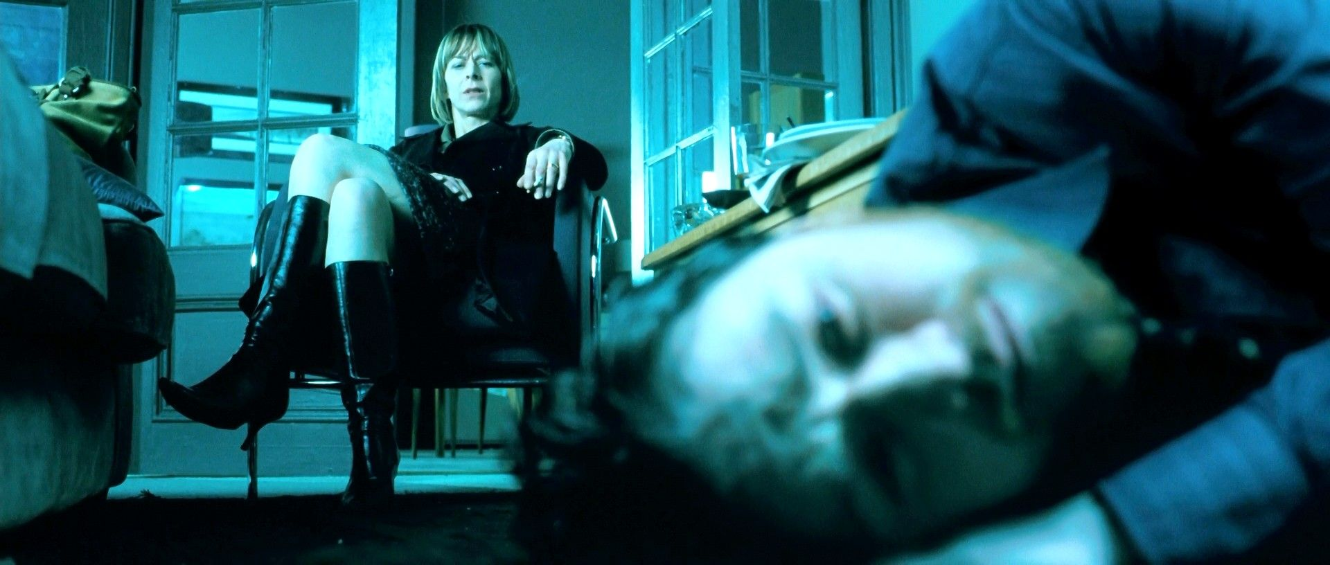 Filth (2013) directed by Jon S. Bair with Kate Dickie