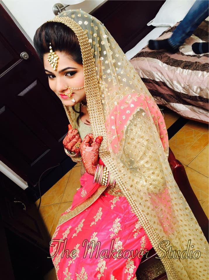 Gorgeous bride bride Fidha on her big day.... | Indian ...