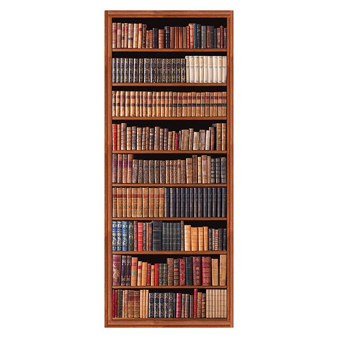 Vinilo Para Puertas Estante Para Libros Antiguo 83 X 204 Cm Bauhaus Estantes Para Libros Vinilos Para Puertas Vinilo