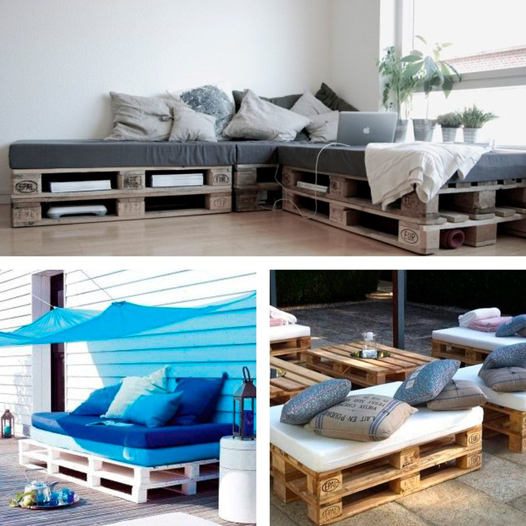 chillout con palets reciclados - Chill Out Con Palets