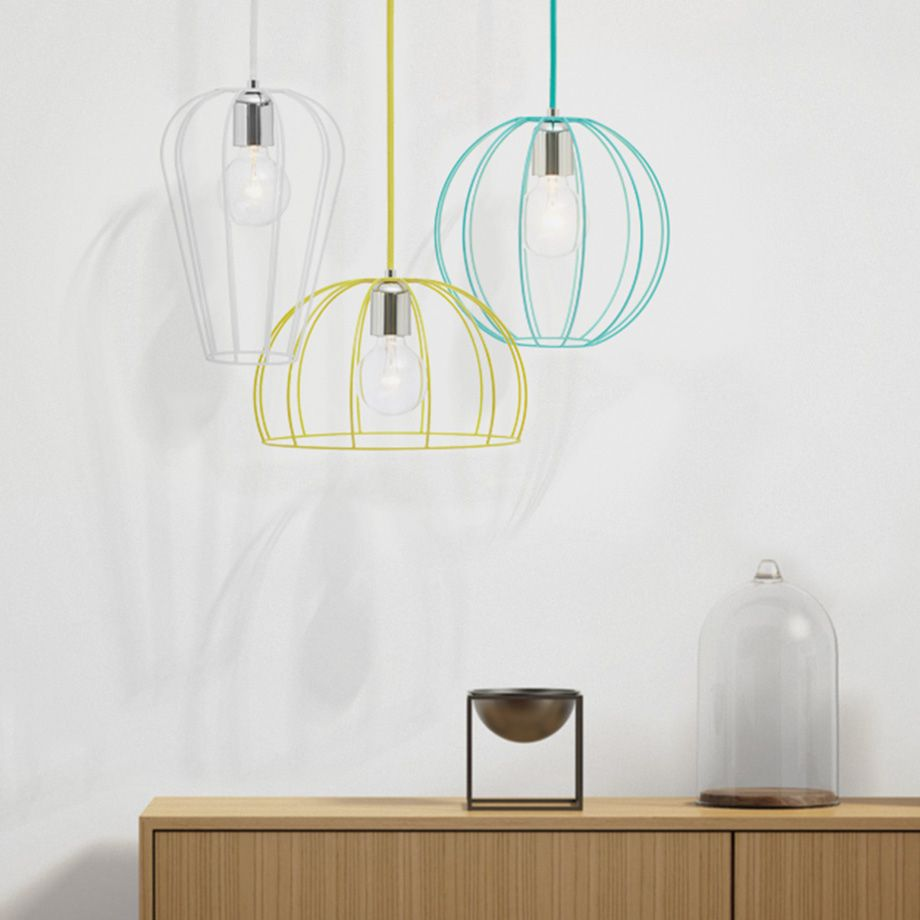 Designkonstruktionen in mutigen Farben | Deco and Interior ...