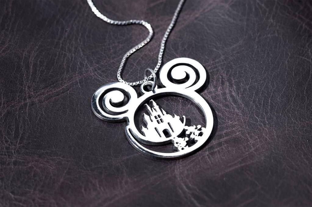 Disney is calling handmade necklace disney jewelry