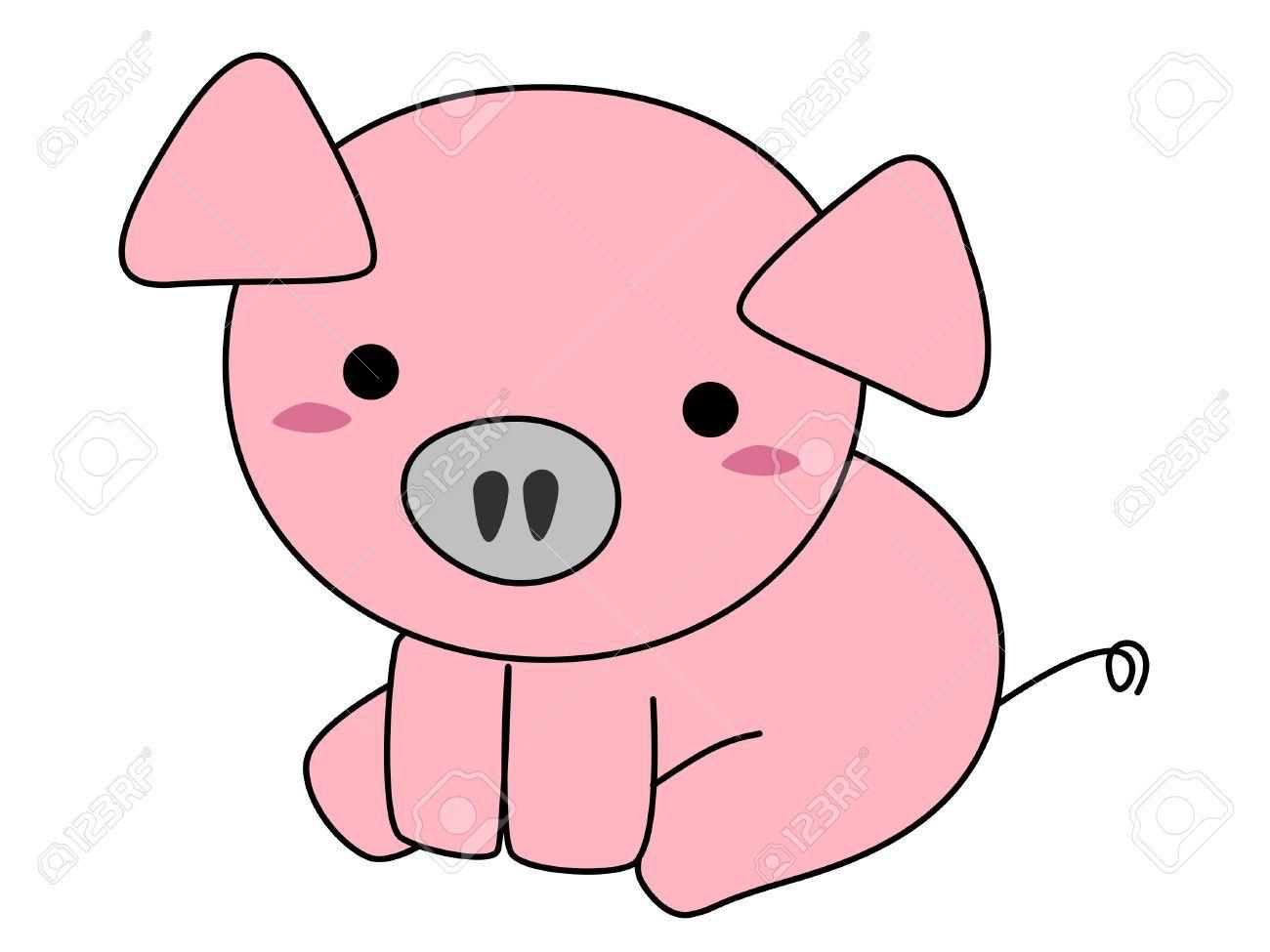 cute cartoon pigs wallpaper version - photo #41
