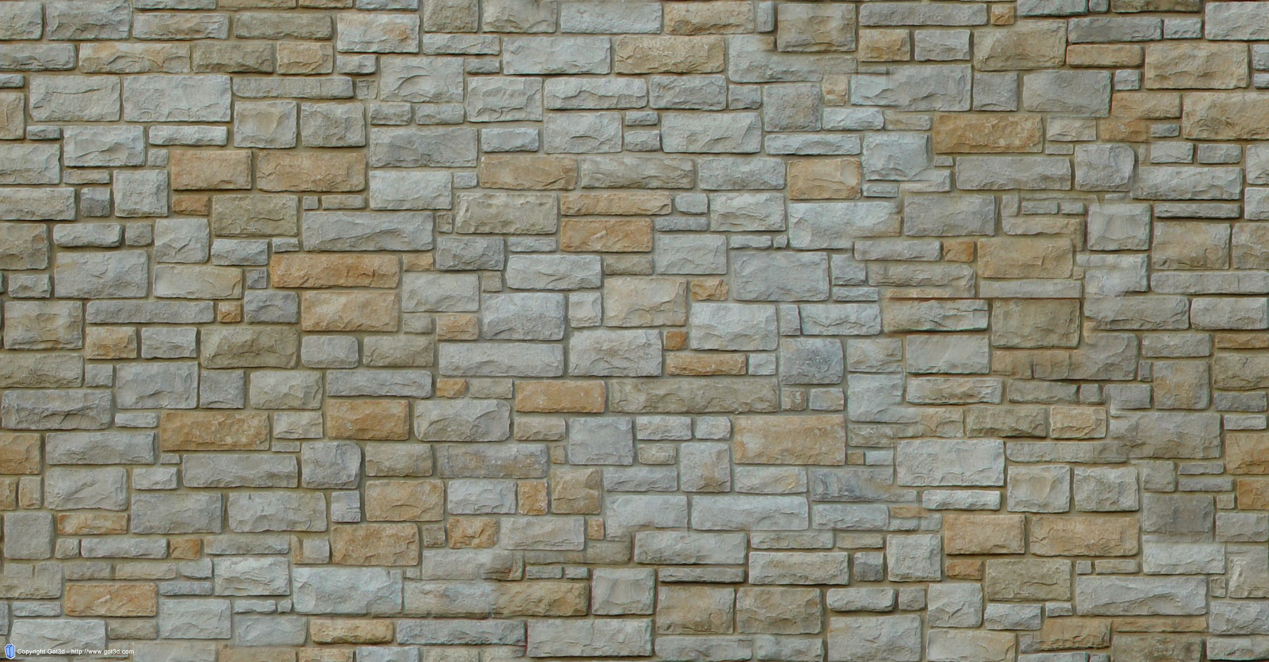 free-stone-wall-texture-002 | Texture & Patterns: Naturals ...
