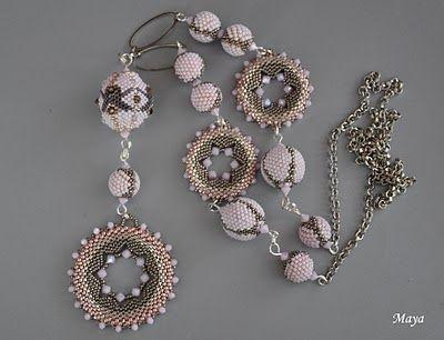 Maya gyöngyei: nyaklánc / necklace