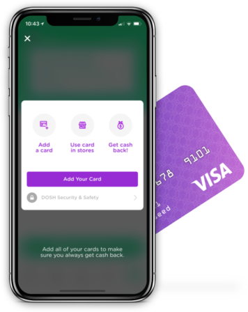 Dosh Cash Website Earn 10 Every Time You Refer A Friend To Dosh Who Sings Up With Your Link Connects A Ver How To Get Money Money Saving Apps Make