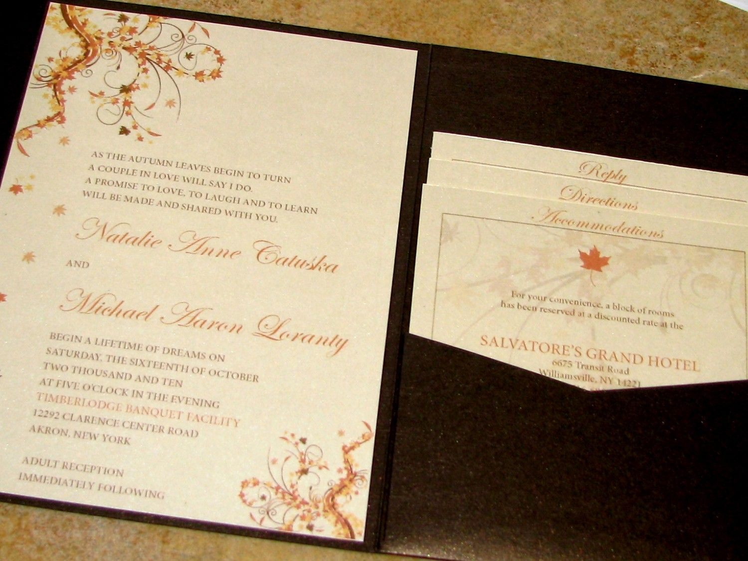 17 Best images about Invitation Ideas on Pinterest | Country fall ...