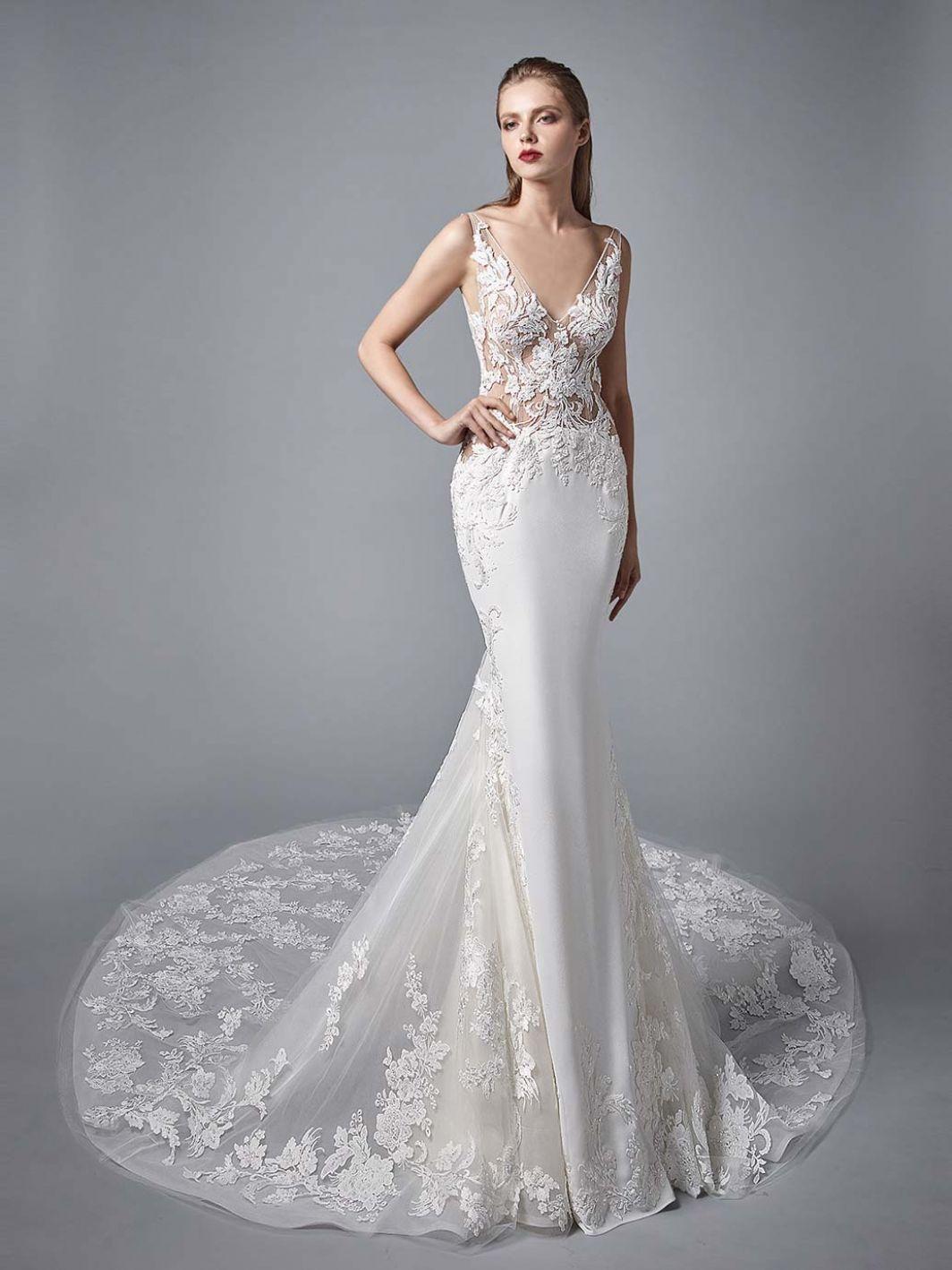 ... wedding dress from Enzoani. 2019 Enzoani - Noelle 5952db605d12