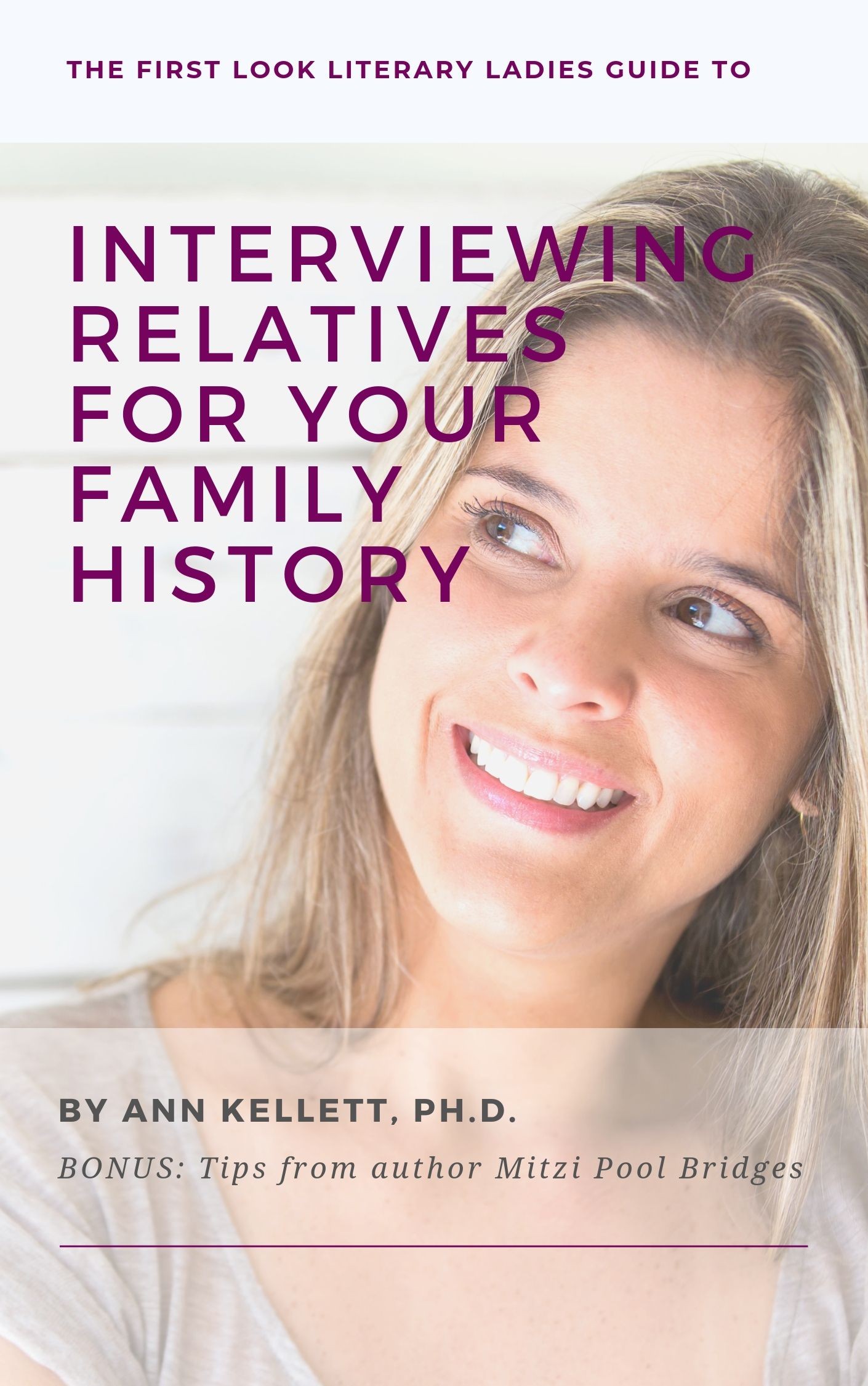 Just Out Guide To Interviewing Relatives For Your Family