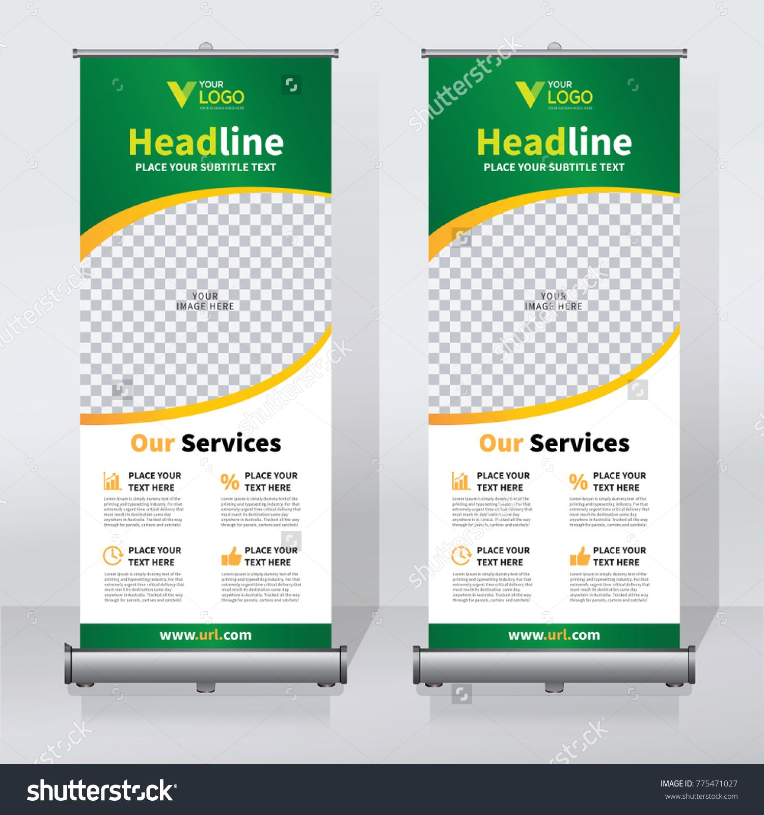 Roll Up Sale Banner Design Template Abstract Background Pull Up Design Modern X Banner Rectangle Size Banner Template Design Banner Design Design Template