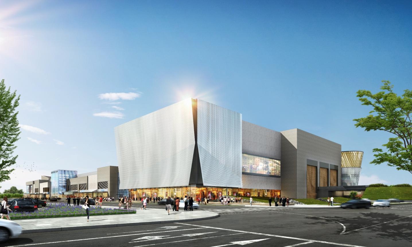 Shinsegae to open all-in-one shopping complex | http://goo.gl/GX2JND