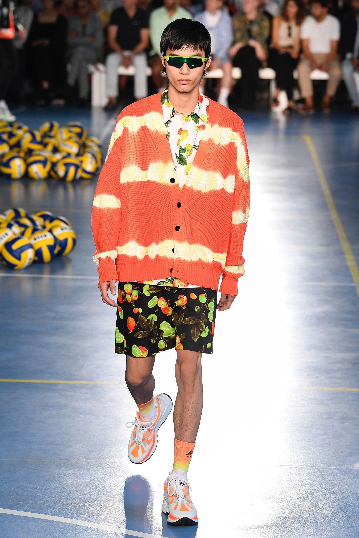 Msgm Spring 2019 Menswear Fashion Show Menswear Men