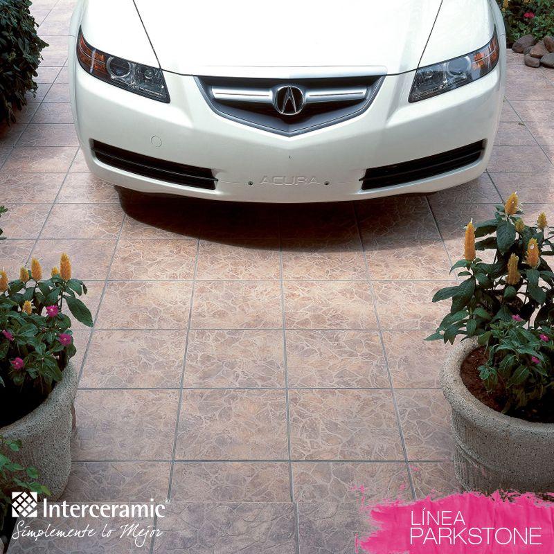 El piso del garaje debe ser resistente impermeable a for Baldosas para garajes