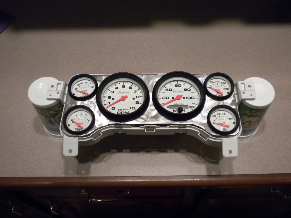 medium resolution of instrument cluster custom gauges naxja forums north american xj association