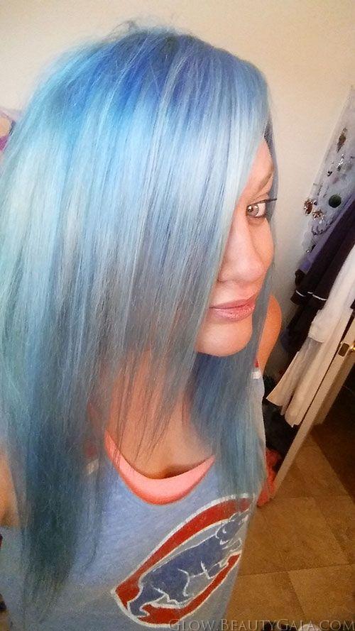 Pin On Blue Hair