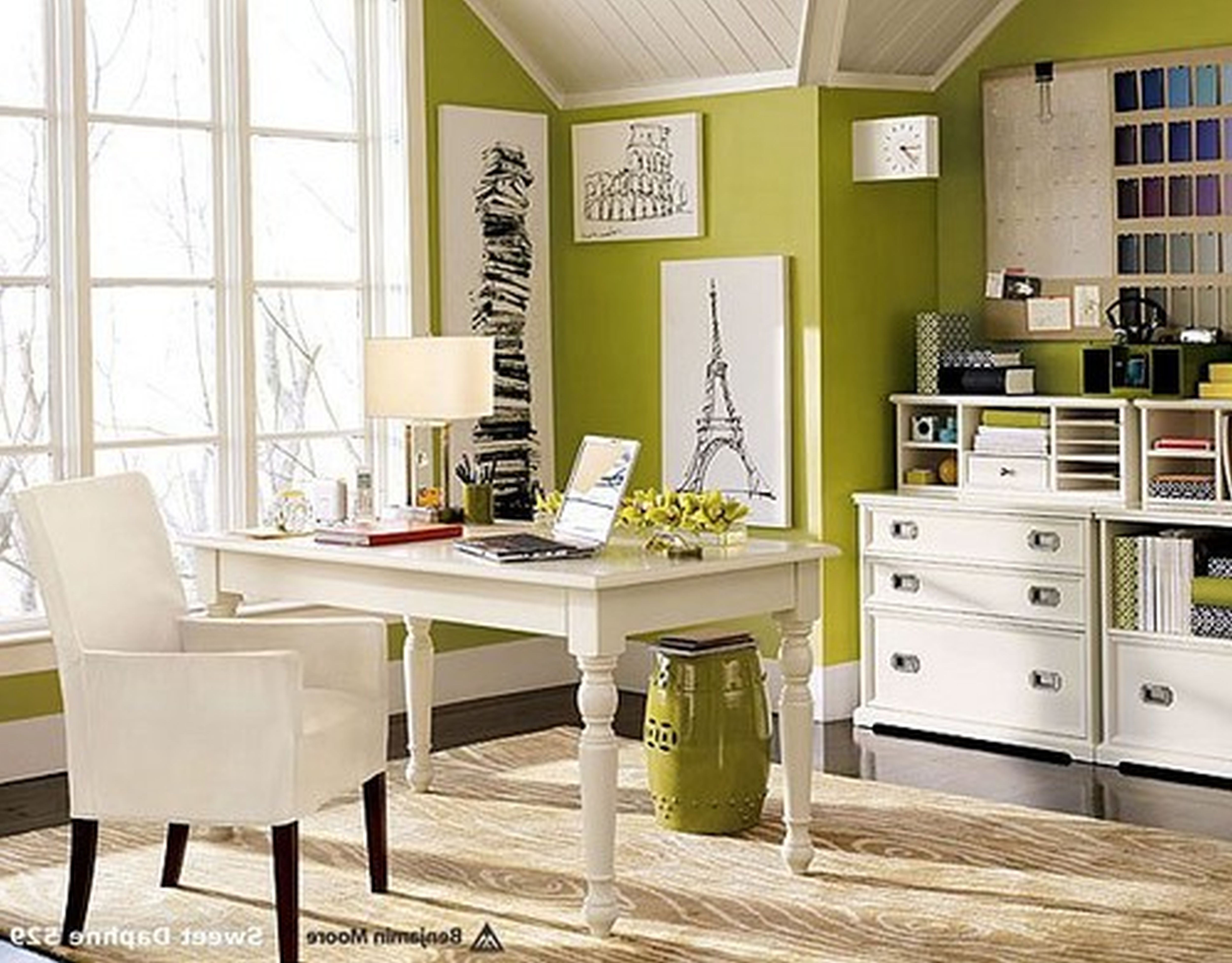 charming home office wall decor ideas design