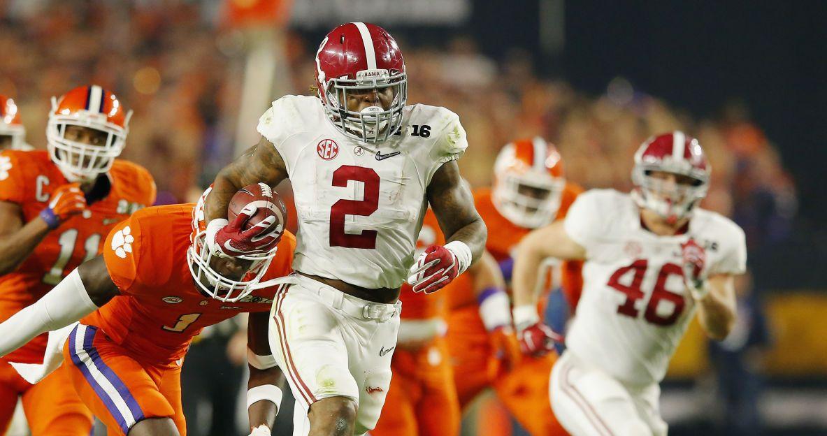 Alabama RB Derrick Henry declares for 2016 NFL Draft Nfl