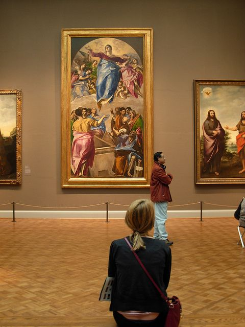 El Greco Groupie With Images Chicago Art
