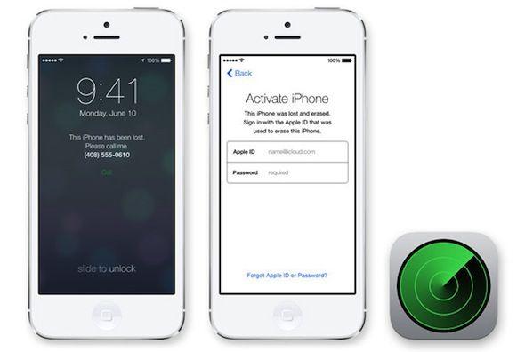 iOS 7 Podría Ayudar a Reducir los Robos de iPhone y iPad