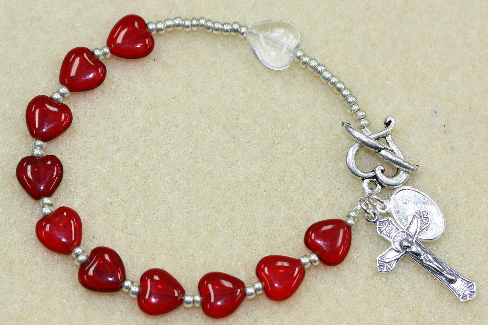 best images about catholic bracelet on pinterest bracelets