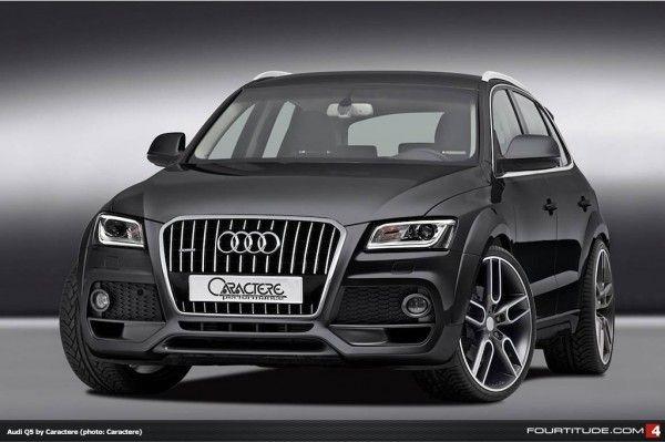 Audi Q5 Update From Caractere Fourtitude Com Audi Q5 Audi Q Best Suv