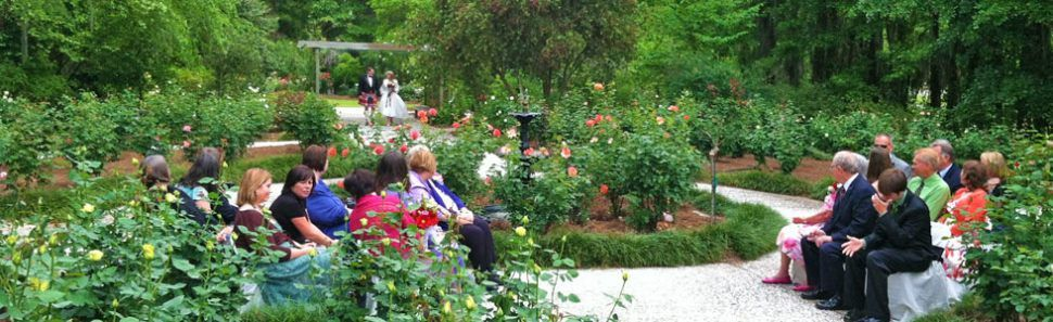 Exceptionnel Home   Savannah Botanical Gardens   Open For Weddings And Community Events