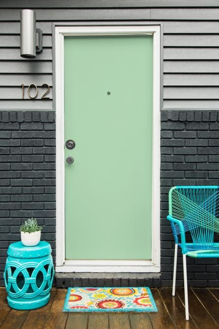 12 Front Door Paint Colors - Paint Ideas for Front Doors Home