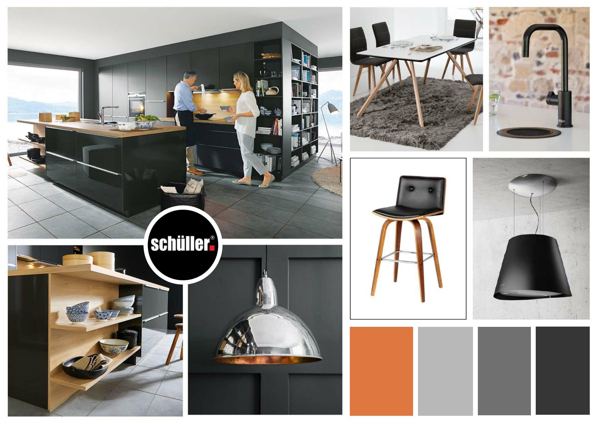 Modern Kitchen Design. Schuller German Kitchen In Valletta. #germankitchens  #kitchendesign #schullerkitchens | Artisanu0027s Schuller Kitchen Designs ...