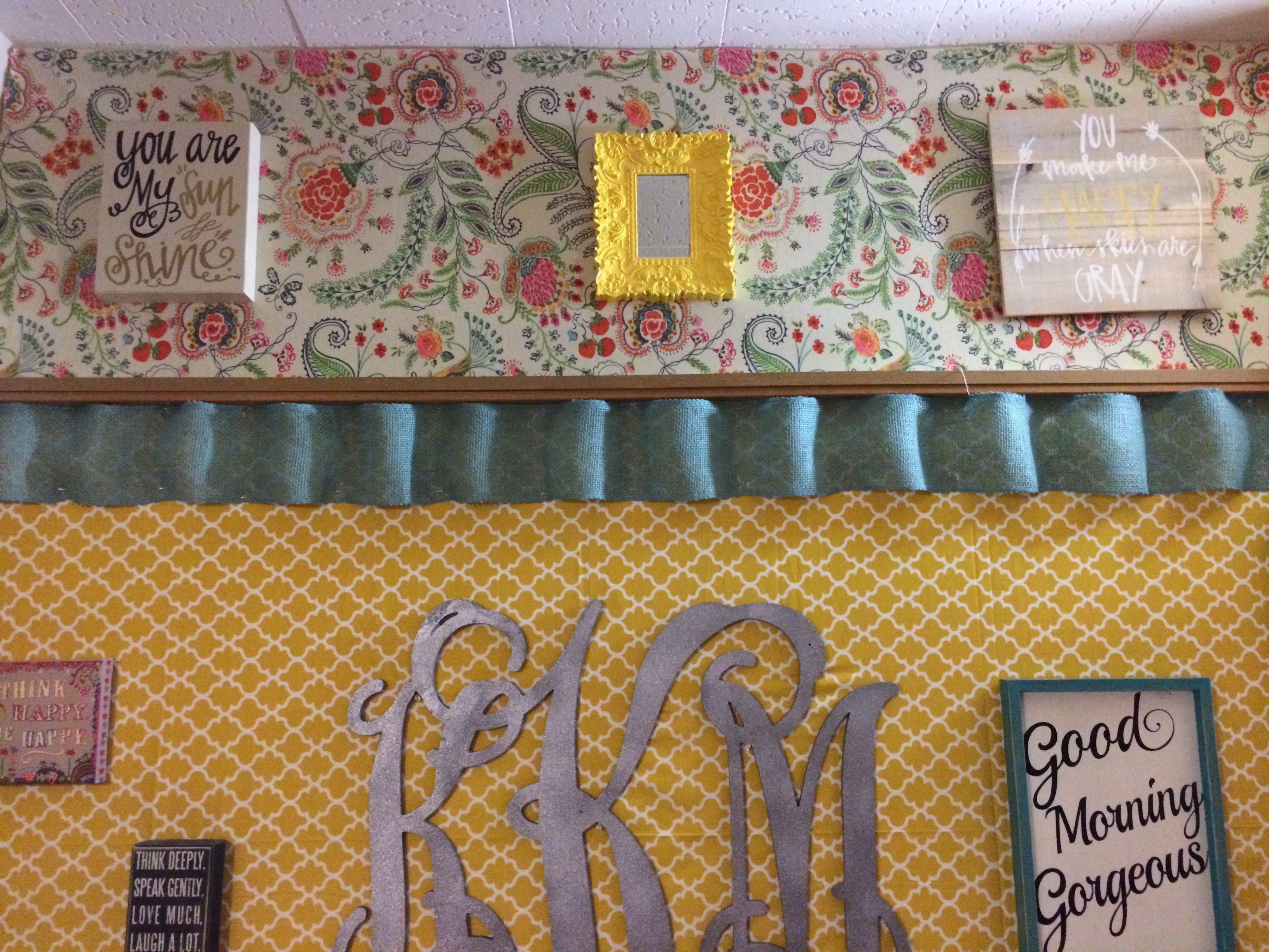 Pin by Kristy Keach on Murdough Room @ TTU | Good morning ...