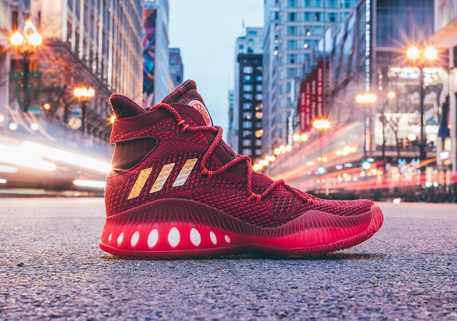 adidas McDonald's All-American Game 2017 Footwear & Uniforms |  SneakerNews.com | Adidas crazy, New adidas, Adidas