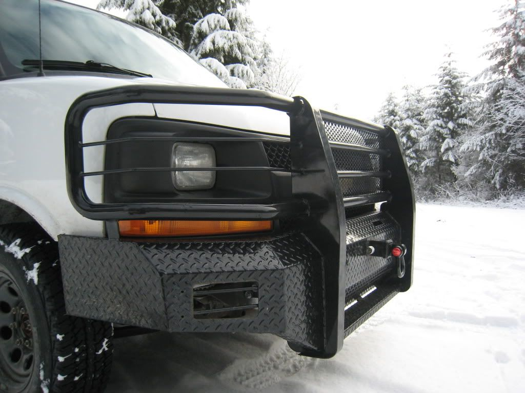 Chevrolet Express Van Awd To 4x4 Conversion Page 2