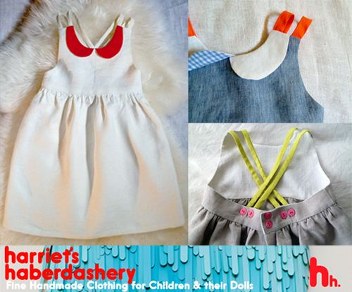 Harriet's Haberdashery | Kids clothing, Dresses for girls and Etsy ...