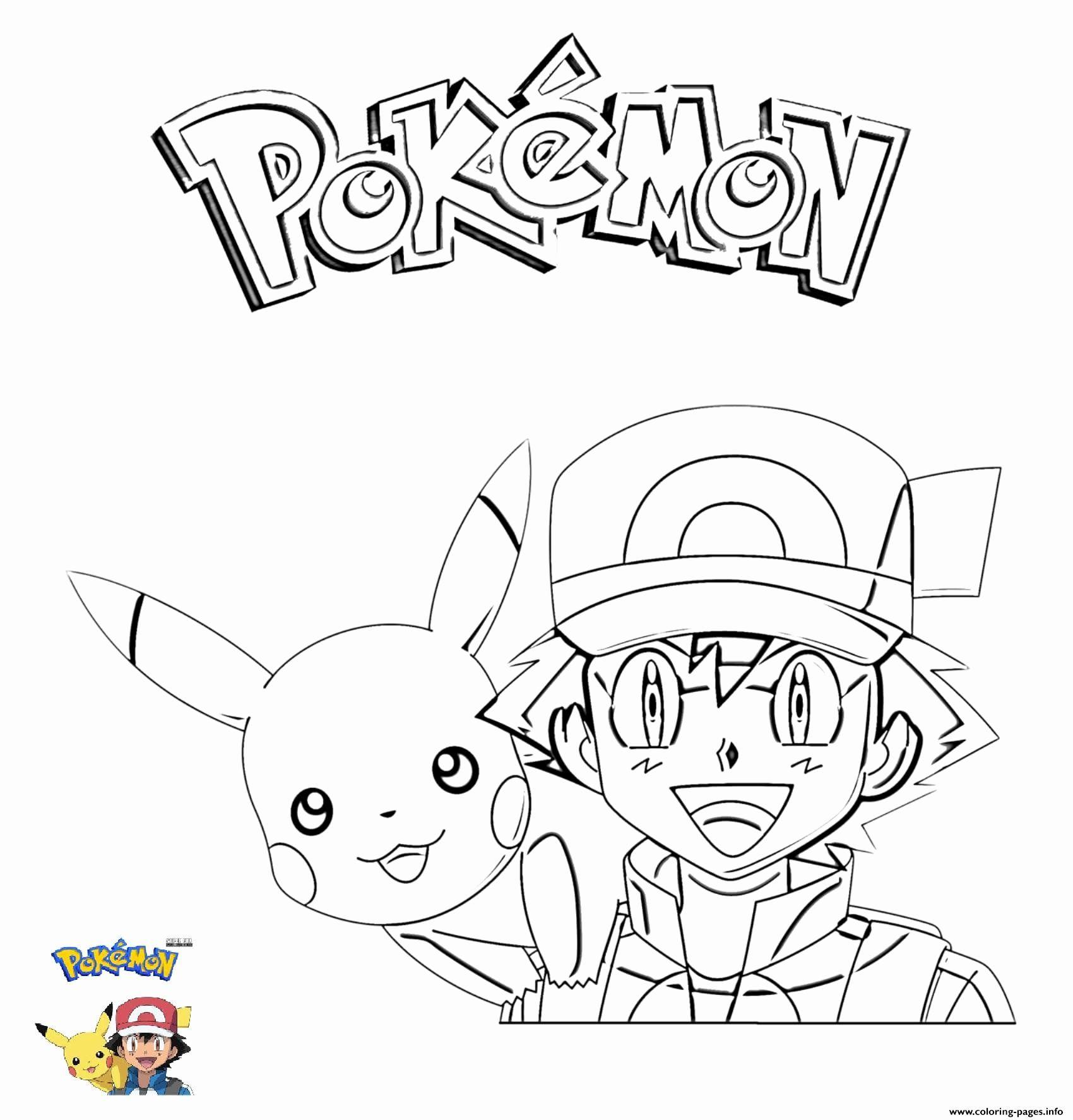 Pokemon Printables Coloring Pages Unique Pokemon Coloring Pages Printable Pikachu Pokemon Coloring Pages Pokemon Printables Coloring Pages