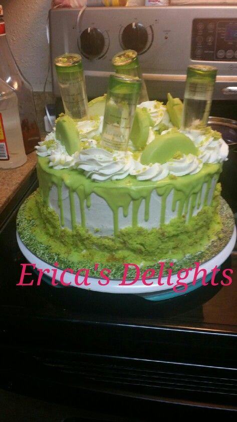 Apple Ciroc Cake Erica S Delights Creative Birthday