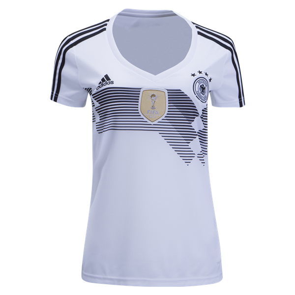 3faf57806b9 adidas Germany Women s Home Jersey 2018 in 2019