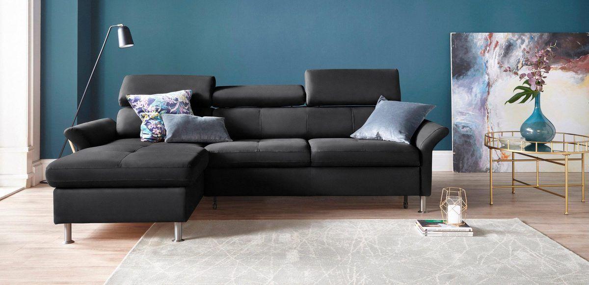 Exxpo Sofa Fashion Ecksofa Wahlweise Mit Bettfunktion Online Kaufen Couch Mit Bettfunktion Sofa Und Couch Mit Schlaffunktion