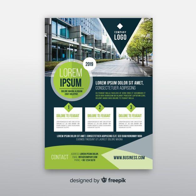 Modèle De Brochure D'entreprise | Téléchargez maintenant des vecteurs gratuits sur Freepik
