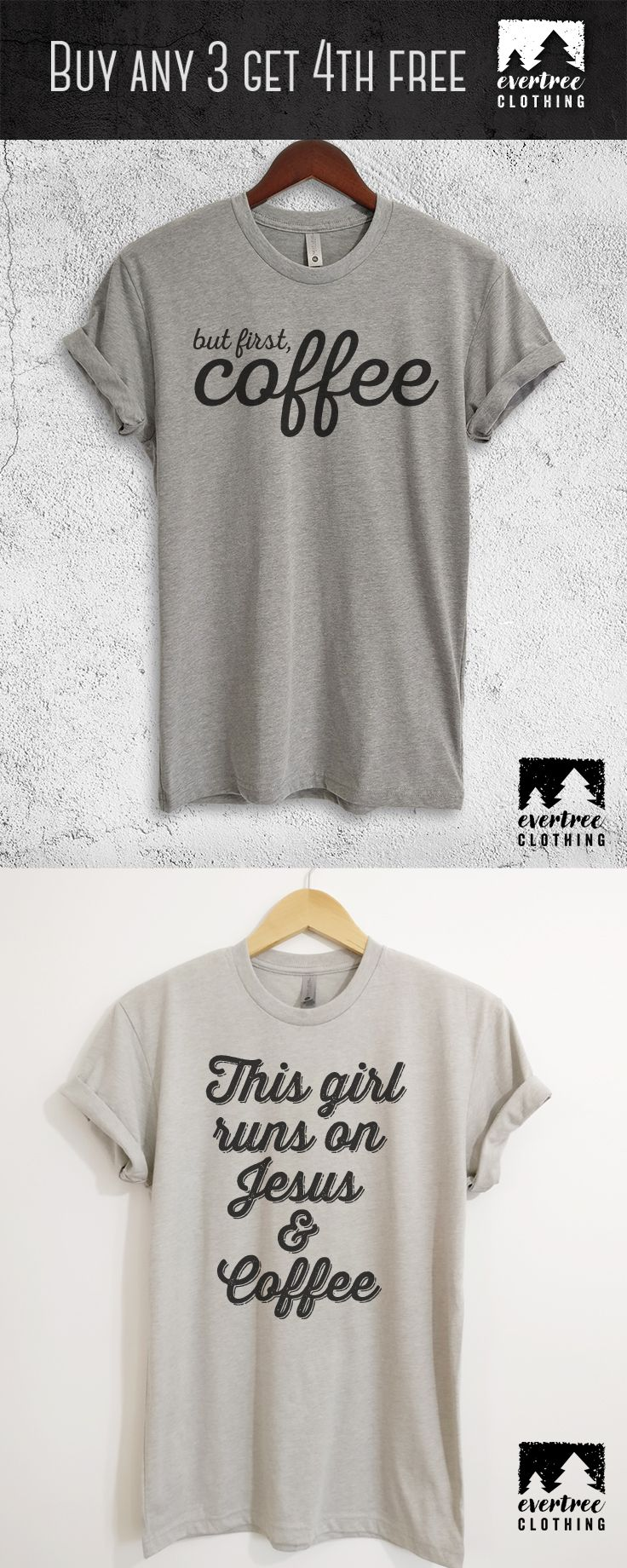 Soft & Stylish T-shirts for Everyday Wear by EvertreeClothing