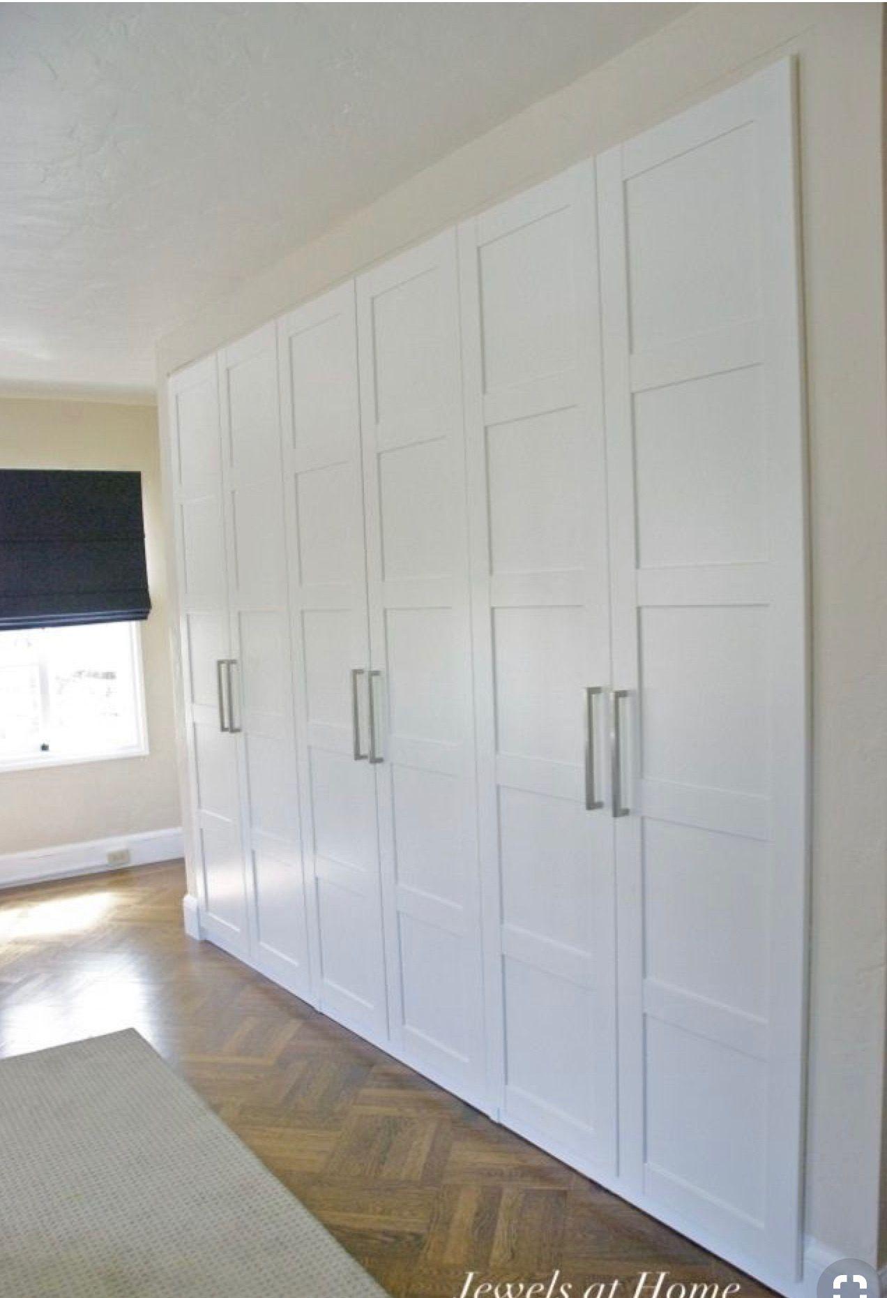 Pin By Sheryl Horton On Garage Build A Closet Home Ikea Pax Wardrobe