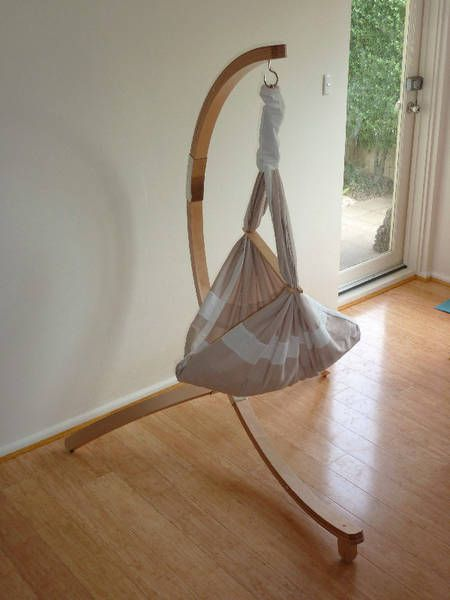 miyo baby hammock   wooden stand   door clamp   2 x mattresses carnegie glen eira miyo baby hammock   wooden stand   door clamp   2 x mattresses      rh   pinterest